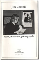 Poem, Interview, Photographs (1994)