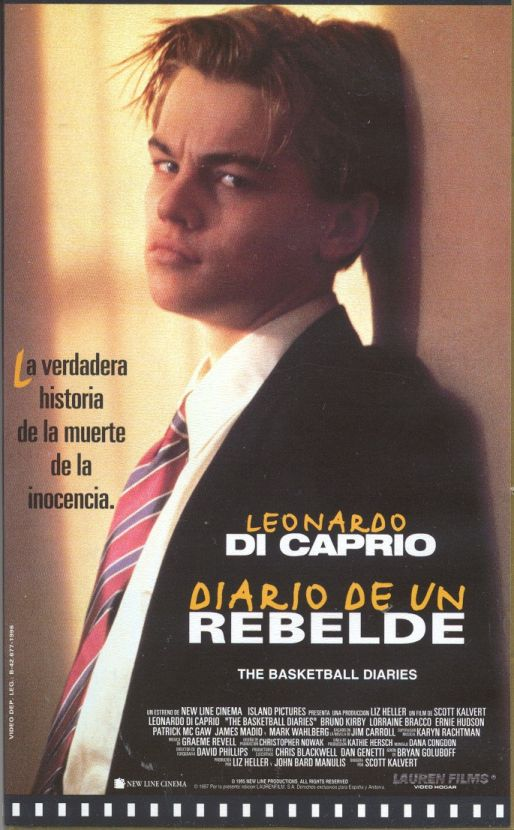 Spanish version of <i>The Basketball Diaries</i> fillm