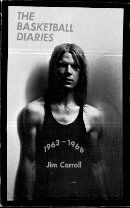 The Basketball Diaries by Jim Carroll - First Edition (1978)