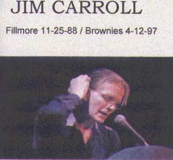 Fillmore 11-25-88/Brownies 4-12-97