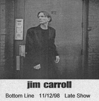 Bottom Line 11/12/98 (late show)