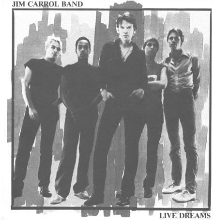 Jim Carroll band
