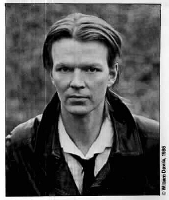 Jim Carrol 1986 Photos Of Jim Carroll Catholicboy Com