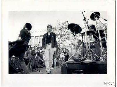 Jim Carroll Band circa 1981