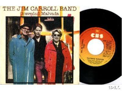 Jim Carroll wicked gravity