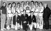 The Trinity Tigers, 1968